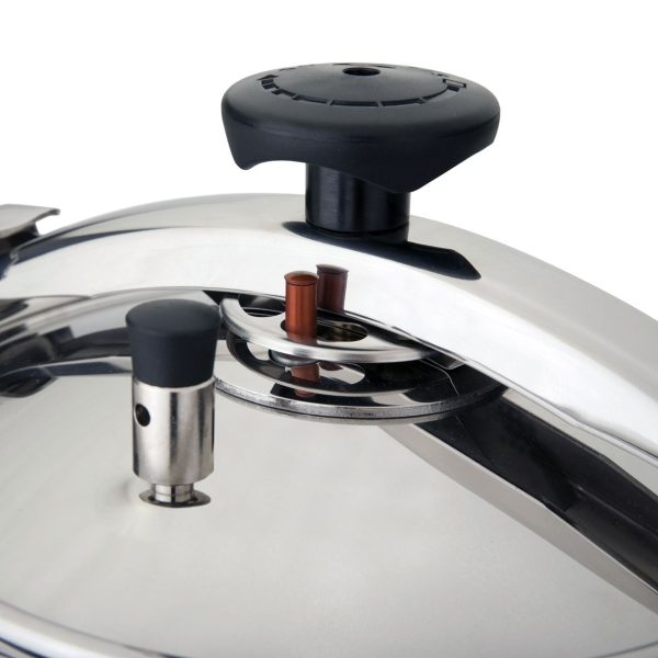 open control pressure cooker security system 1 Марка: SILAMPOS <br />Модел: 643122 - 078708 -100<br />Доставка: 2-4 работни дни<br />Гаранция: 2 години