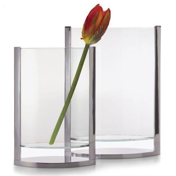 philippi vase decade 30cm 1  1 Марка: PHILIPPI <br />Модел: PH 123054<br />Доставка: 2-4 работни дни<br />Гаранция: 2 години