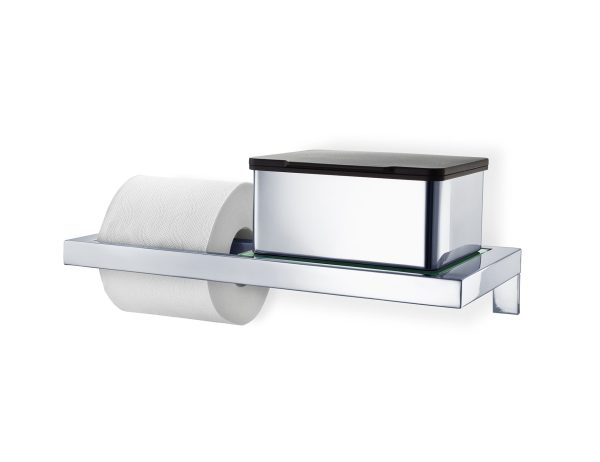 rs1146 68832 menoto wc rollenhalter ablage poliert styling 68822