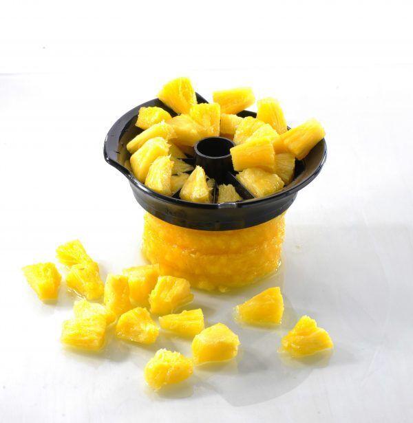 st ckchenschneider ananasschneider gefu 2 Марка: GEFU - GERMANY <br />Модел: GEFU 13510<br />Доставка: 2-4 работни дни<br />Гаранция: 2 години