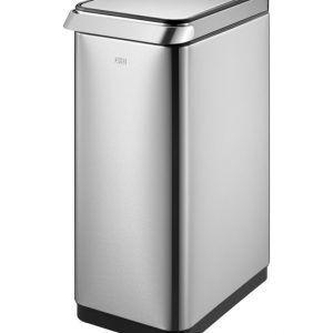 """EKO Кош за отпадъци с TOUCH механизъм """"TOUCH BAR""""  - 30 литра - мат"""
