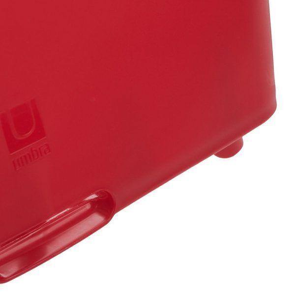 tub dish rack red 102586 Марка: Umbra HK Limited <br />Модел: UMBRA 330590-505<br />Доставка: 2-4 работни дни<br />Гаранция: 2 години