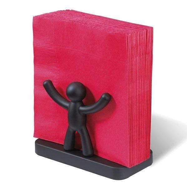 umbra buddy napkin holder 1.1508452401 Марка: Umbra HK Limited <br />Модел: UMBRA 330281-040<br />Доставка: 2-4 работни дни<br />Гаранция: 2 години