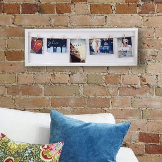 umbra clothesline flip photo display2 Марка: Umbra HK Limited <br />Модел: UMBRA 311020-660<br />Доставка: 2-4 работни дни<br />Гаранция: 2 години