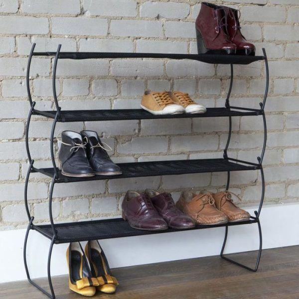 umbra imelda shoe rack 02 Марка: Umbra HK Limited <br />Модел: UMBRA 318125-040<br />Доставка: 2-4 работни дни<br />Гаранция: 2 години
