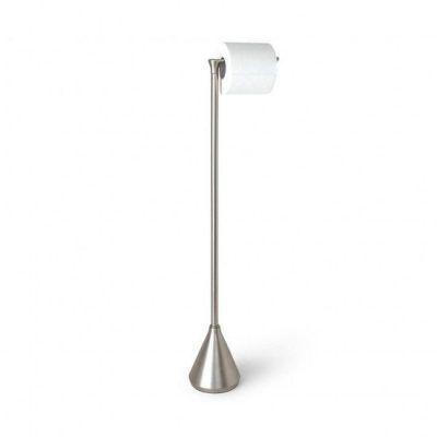 """UMBRA Свободностояща стойка за тоалетна хартия """"PINNACLE"""""""