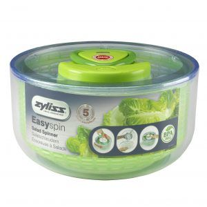 ZYLISS Центрофуга за салата зелена - Ø26см