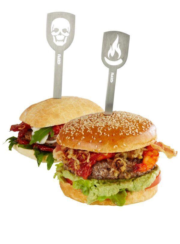 15430 gefu hamburger spiesse torro 01 Марка: GEFU - GERMANY <br />Модел: GEFU 15430<br />Доставка: 2-4 работни дни<br />Гаранция: 2 години
