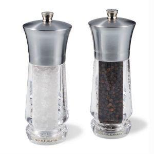 """COLE & MASON Комплект мелнички за сол и пипер """"EXFORD"""""""