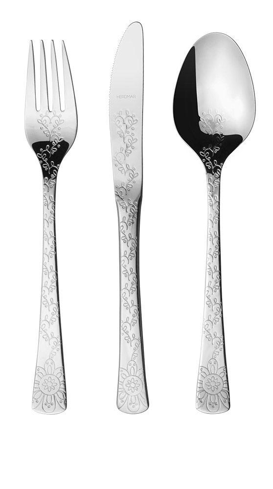 "HERDMAR Комплект прибори за хранене ""NAMISH"" - 75 части"