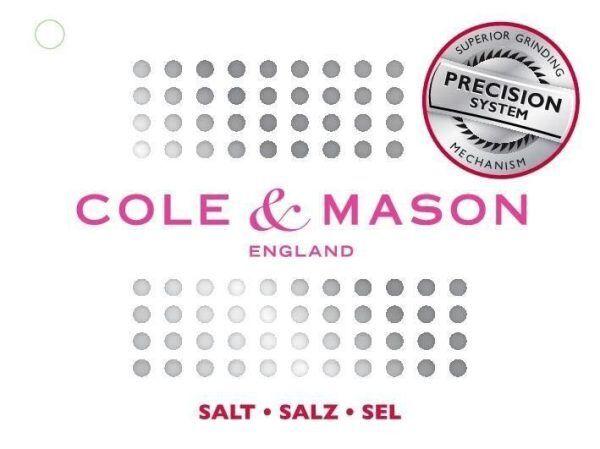 15130 3 2 34 1 Марка: COLE & MASON <br />Модел: Cole & Mason HA 0825P<br />Доставка: 2-4 работни дни<br />Гаранция: 2 години