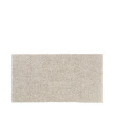BLOMUS Постелка за баня PIANA - цвят бежов - 50х100 см