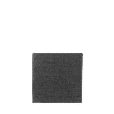 BLOMUS Постелка за баня PIANA - цвят графит - 55х55 см