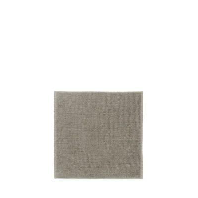 BLOMUS Постелка за баня PIANA - цвят слонска кожа -55х55 см