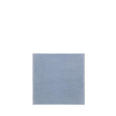 BLOMUS Постелка за баня PIANA - цвят син - 55х55 см