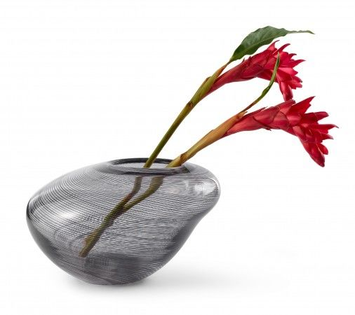 """PHILIPPI Стъклена ваза """"CARLA"""" - L размер"""