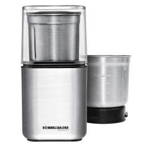 ROMMELSBACHER Електрическа мелничка за кафе и подправки EGK 200