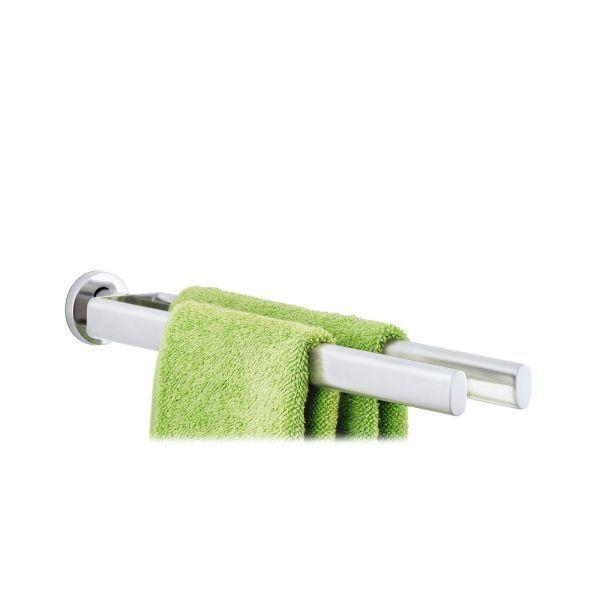 BLOMUS Двойна закачалка за кърпи AREO за стенен монтаж - матирана