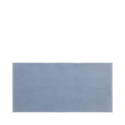 BLOMUS Постелка за баня PIANA - цвят син - 50х100 см