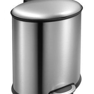 """EKO Кош за отпадъци с педал  """"ELLIPSE""""- 20 литра - мат"""