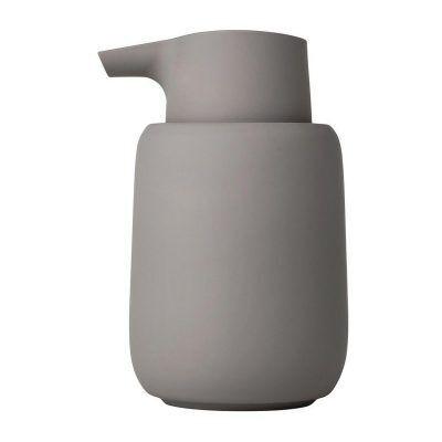 BLOMUS Диспенсър за течен сапун SONO - цвят кафяв - 250мл.