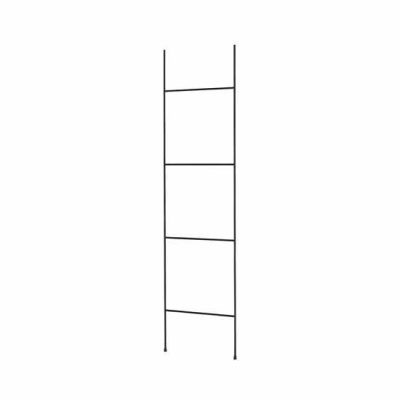 """BLOMUS Закачалка за кърпи тип """"стълба"""" FERA - цвят черен"""