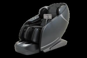 """CASADA Масажен стол """"SKYLINER II"""" с антистрес система Braintronics®  - цвят сиво/черно"""