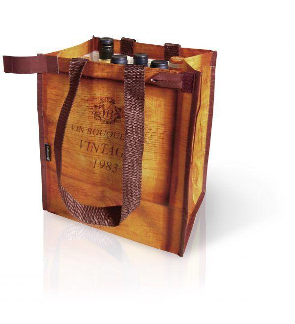 Vin Bouquet Чанта за 6 бутилки