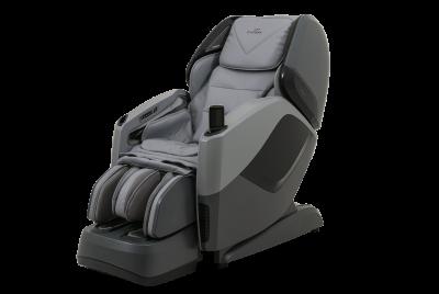 """CASADA Масажен стол """"AURA"""" с антистрес система Braintronics®  - цвят черен/сив"""