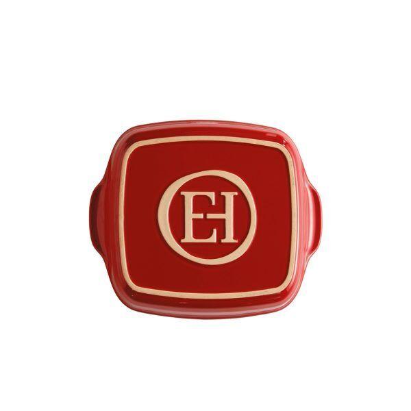 eh 2050 342050 carre square ultime base Марка: Emile Henry <br />Модел: EH 2050-34<br />Доставка: 2-4 работни дни<br />Гаранция: 2 години