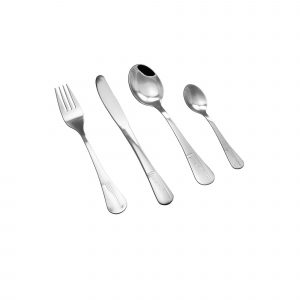 """HERDMAR Комплект прибори за хранене """"OPHELIA""""- 24 части"""