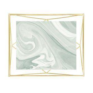 "UMBRA Рамка за снимки ""PRISMA"" - цвят месинг - 20х25см"