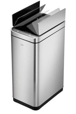 "EKO Сензорен кош за отпадъци ""PHANTOM DELUXE""- 45 литра - мат"