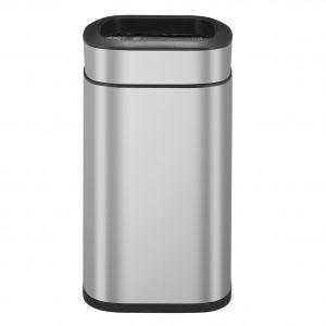 """EKO Отворен кош за отпадъци """"OLI - CUBE""""- 20 литра - мат"""