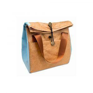 Nerthus Термоизолираща чанта за храна - цвят син