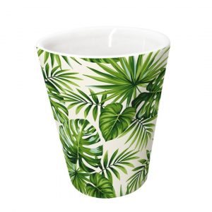 "Nerthus Порцеланова чаша за кафе ""PALMAS"" - 100 мл."