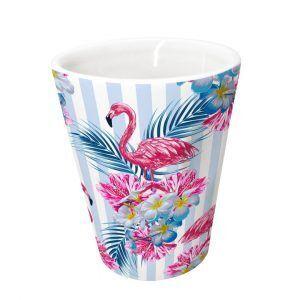"Nerthus Порцеланова чаша за кафе ""FLAMENCOS"" - 100 мл."