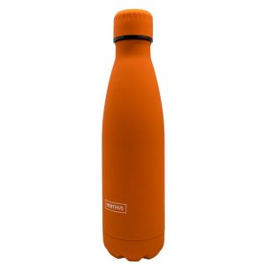 Nerthus Термос цвят оранжев - 500 мл.
