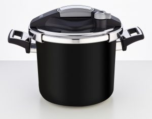 SKK Тенджера под налягане - 6 литра - Ø 22 см