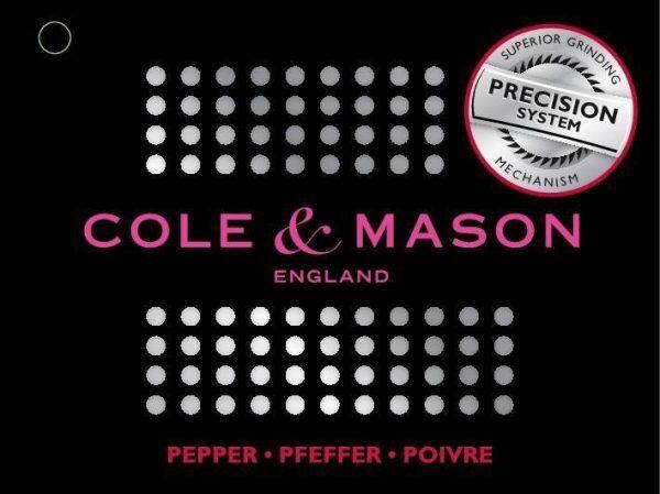 15129 1 7 Марка: COLE & MASON <br />Модел: Cole & Mason H 83001P<br />Доставка: 2-4 работни дни<br />Гаранция: 2 години