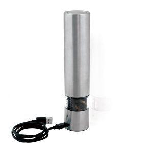"COLE&MASON Електрическа мелничка за сол или пипер с акумулаторна батерия ""BICESTER"""