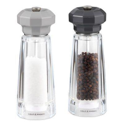 """COLE&MASON Комплект мелнички за сол и пипер """"LOWESTOFT"""""""" - 17.5 см."""