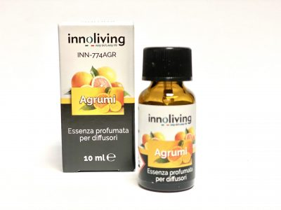 INNOLIVING Ароматно масло за арома дифузер - цитрус - 10 мл.