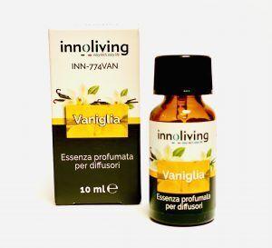 """INNOLIVING Ароматно масло за арома дифузер """"VANIGLIA"""" - ванилия - 10 мл."""