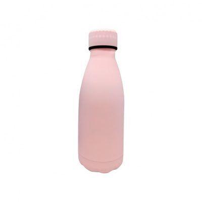 Nerthus Термос цвят пастелно розово - 350 мл.