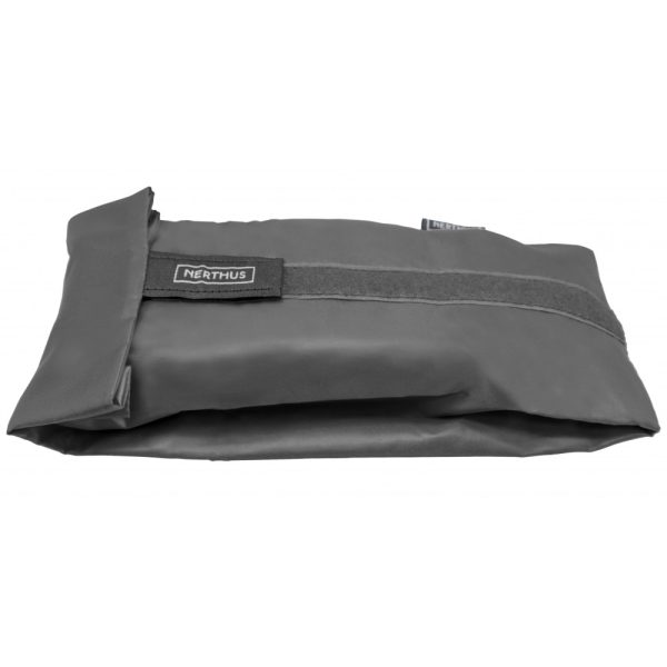 bolsa reutilizable para bocadillo gris 1 Марка: Vin Bouquet <br />Модел: VB FIH 738<br />Доставка: 2-4 работни дни<br />Гаранция: 2 години
