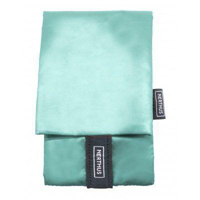 Nerthus Джоб / чанта за сандвичи и храна - цвят тюркоаз