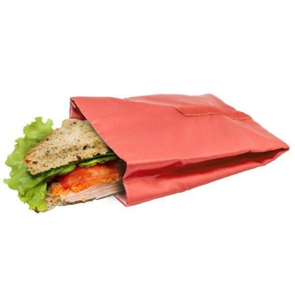 bolsa reutilizable para sandwich coral Марка: Vin Bouquet <br />Модел: VB FIH 737<br />Доставка: 2-4 работни дни<br />Гаранция: 2 години