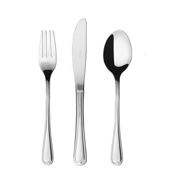 """HERDMAR Комплект прибори за хранене """"VENEZA""""-113 ч."""