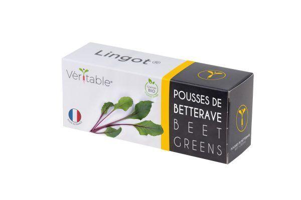 VERITABLE Lingot® Beet Greens Organic - Листа цвекло